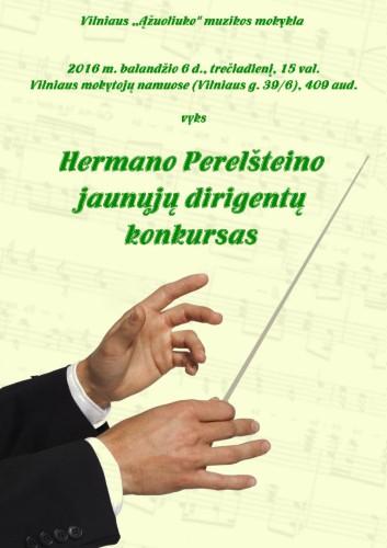 dirigentu konkursas 2016 afisa